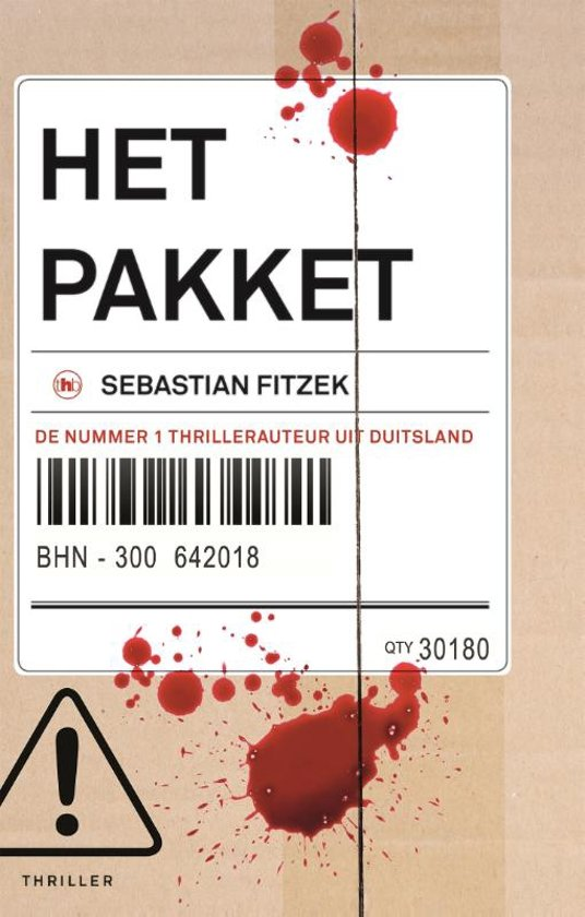 het pakket cover